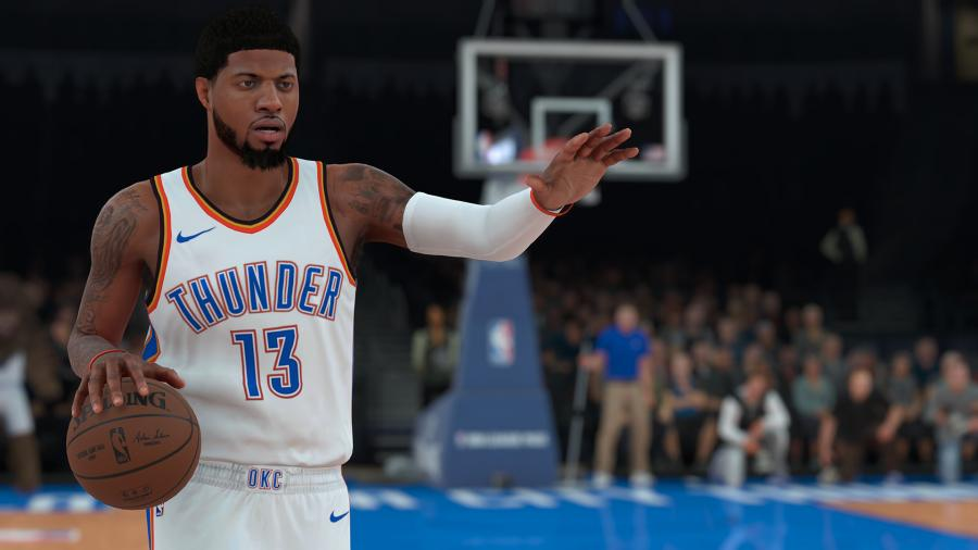 NBA 2K18 - Legend Edition Screenshot 3