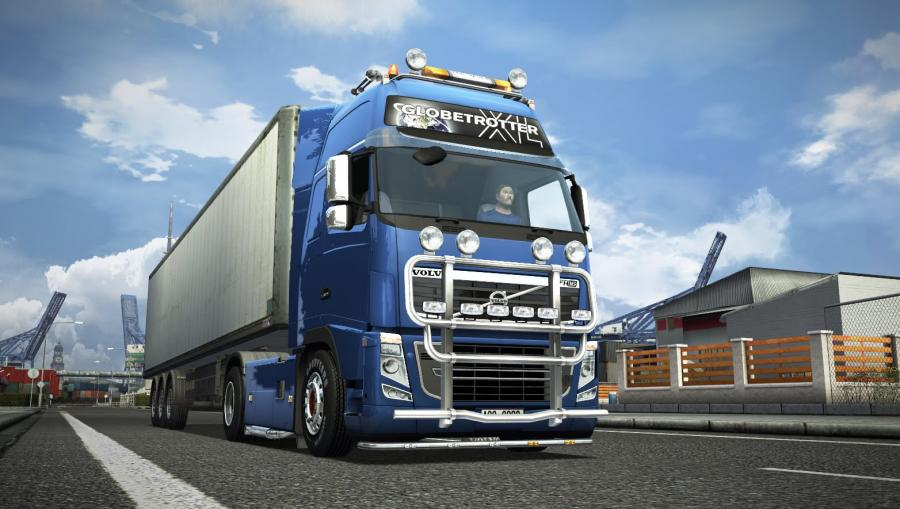 Euro Truck Simulator 2 - Heavy Cargo Edition Screenshot 3