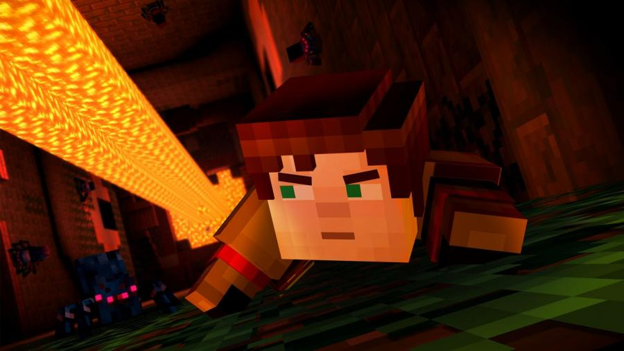 Minecraft Story Mode - A Telltale Games Series Screenshot 6