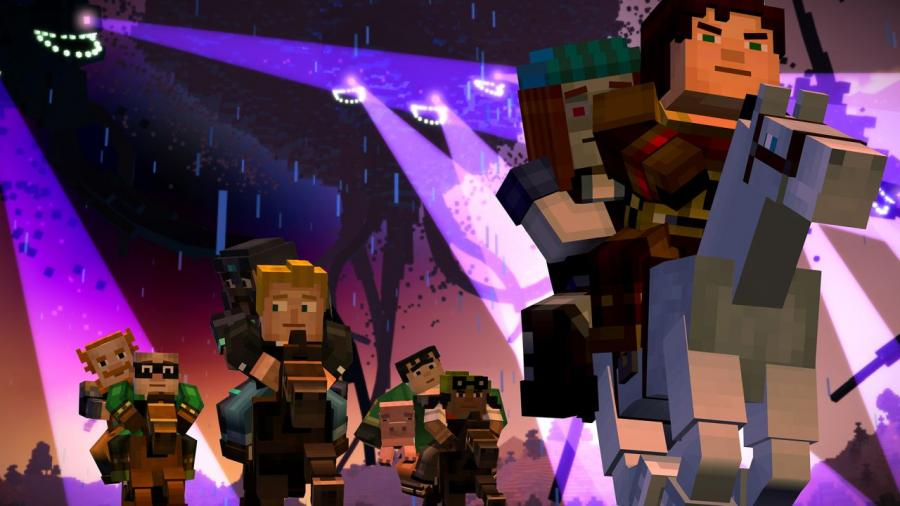 Minecraft Story Mode - A Telltale Games Series Screenshot 8