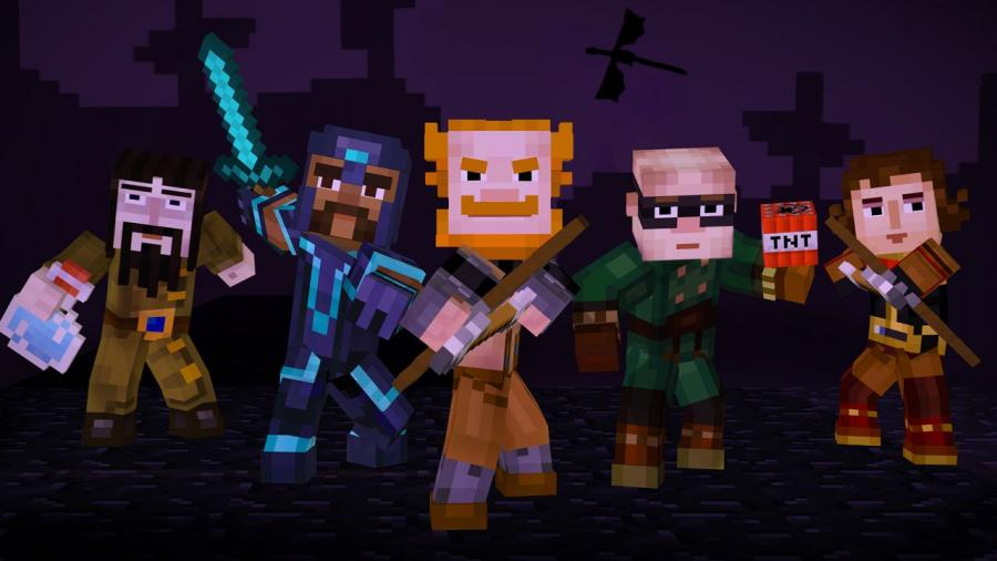 Minecraft Story Mode - A Telltale Games Series Screenshot 7