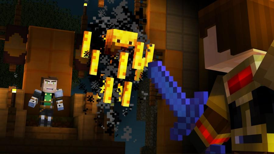 Minecraft Story Mode - A Telltale Games Series Screenshot 4