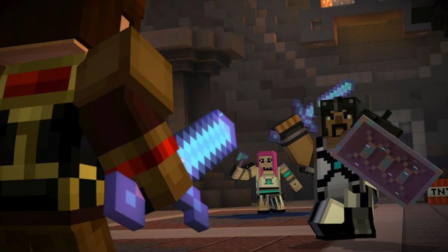 Minecraft Story Mode - Adventure Pass (DLC) Screenshot 9