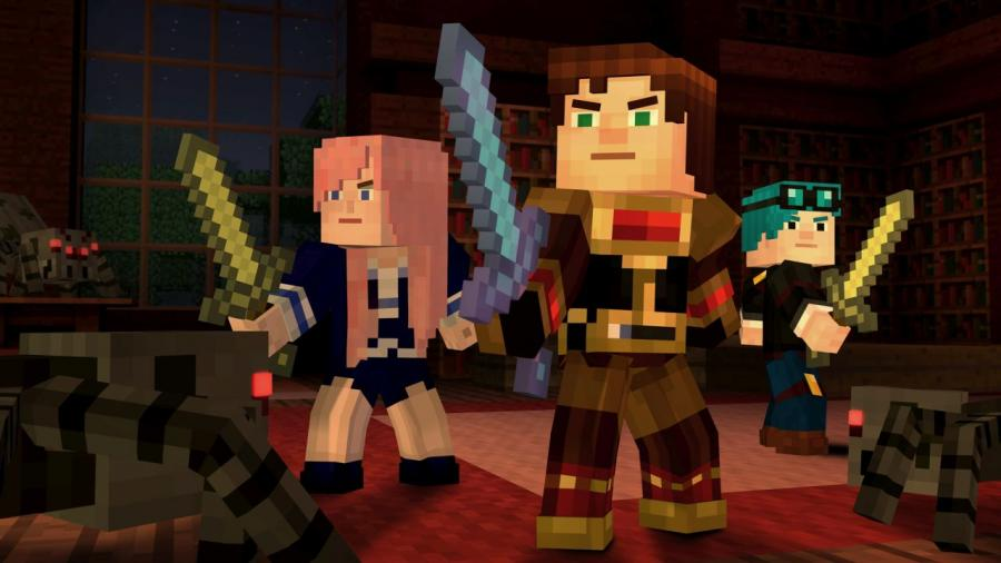 Minecraft Story Mode - Adventure Pass (DLC) Screenshot 2