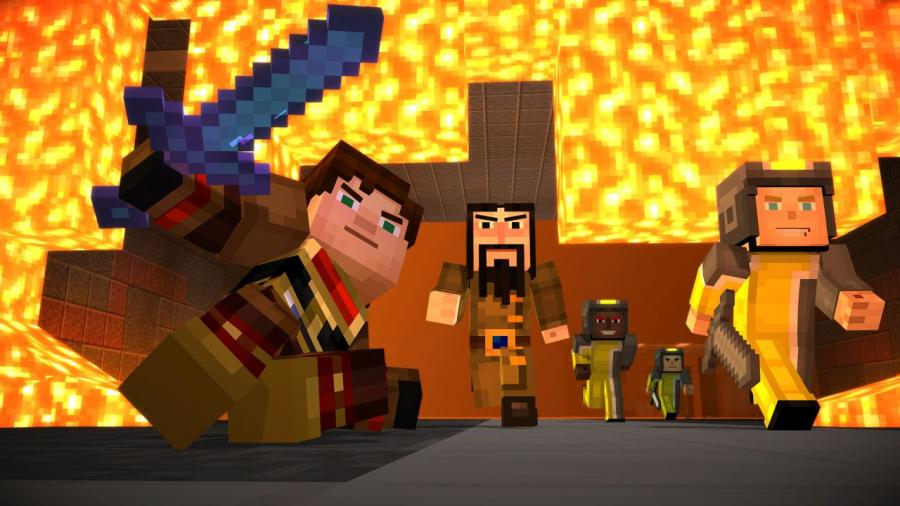 Minecraft Story Mode - Adventure Pass (DLC) Screenshot 8
