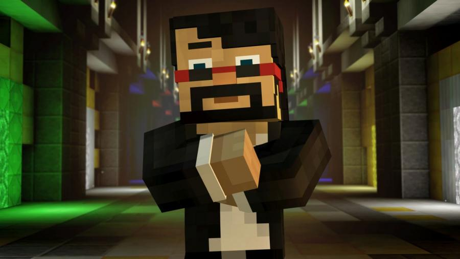 Minecraft Story Mode - Adventure Pass (DLC) Screenshot 4