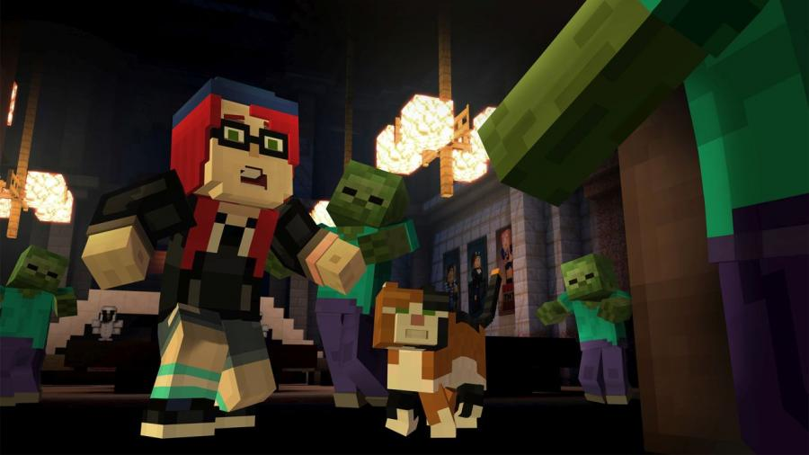 Minecraft Story Mode - Adventure Pass (DLC) Screenshot 6