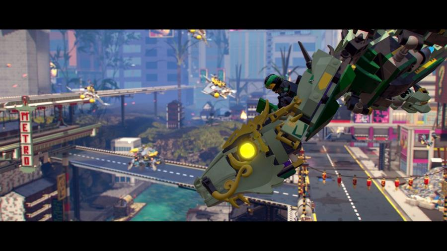 The LEGO Ninjago Movie Video Game Screenshot 8