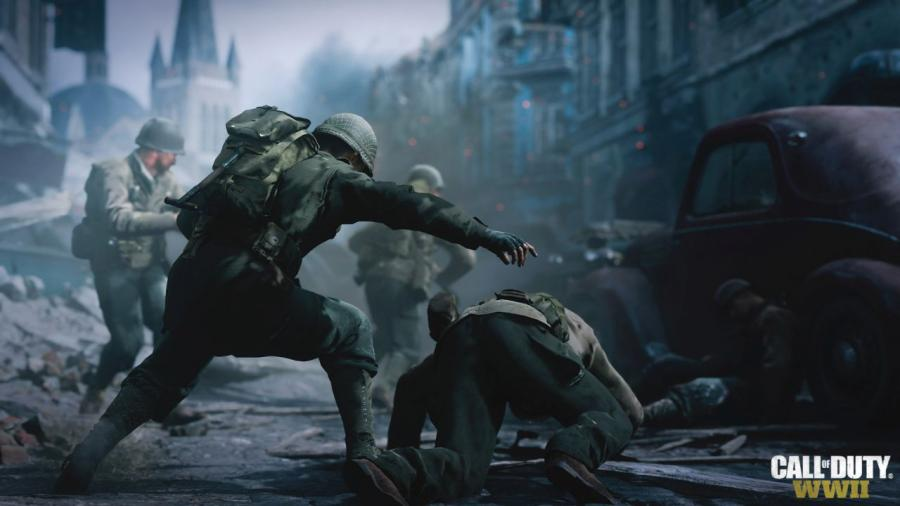 Call of Duty WW2 - Deutsche Version [DE] Screenshot 6