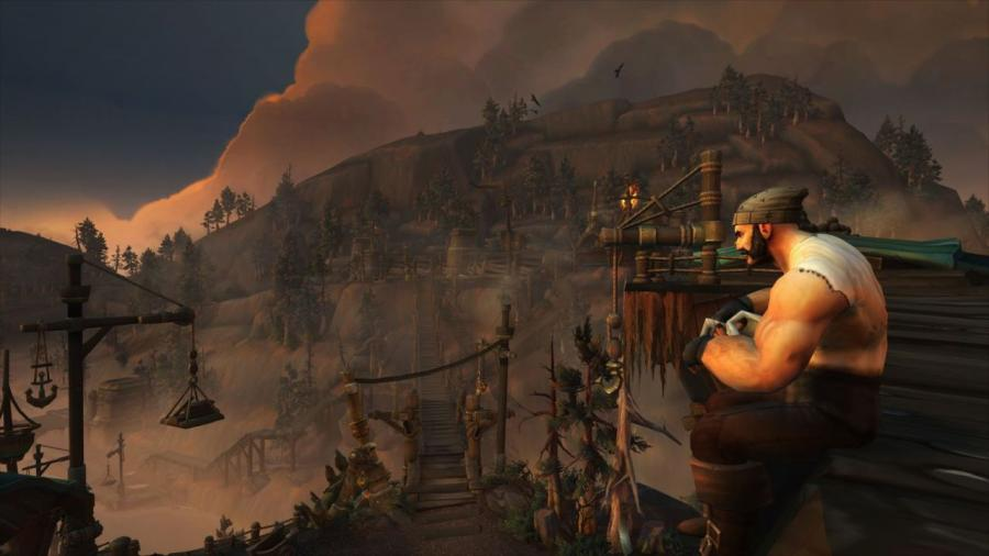 WoW - Battle for Azeroth [EU] - World of Warcraft Addon Screenshot 1