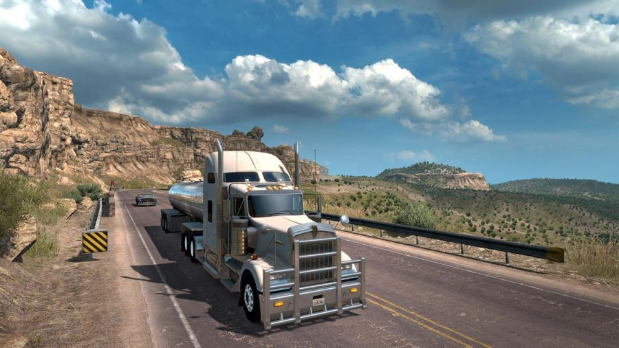 American Truck Simulator - New Mexico (DLC) Screenshot 1