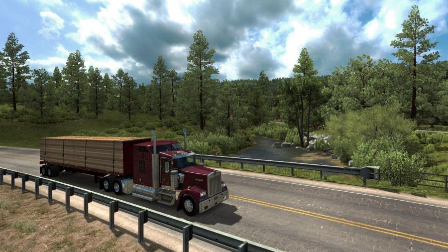 American Truck Simulator - New Mexico (DLC) Screenshot 7