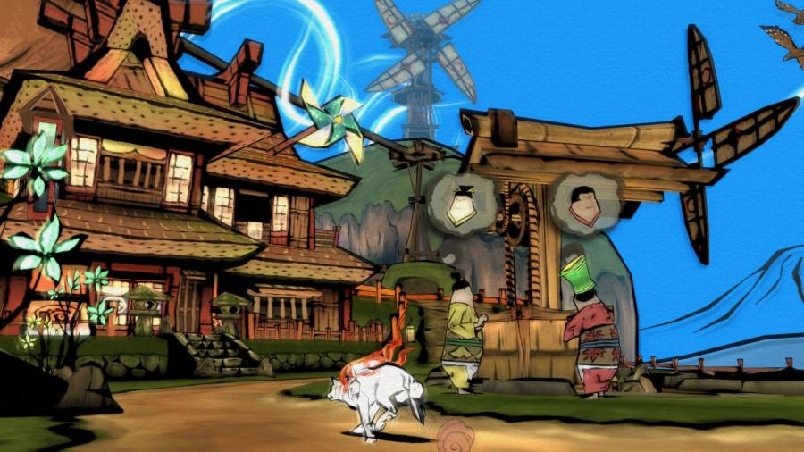 Okami HD Screenshot 5