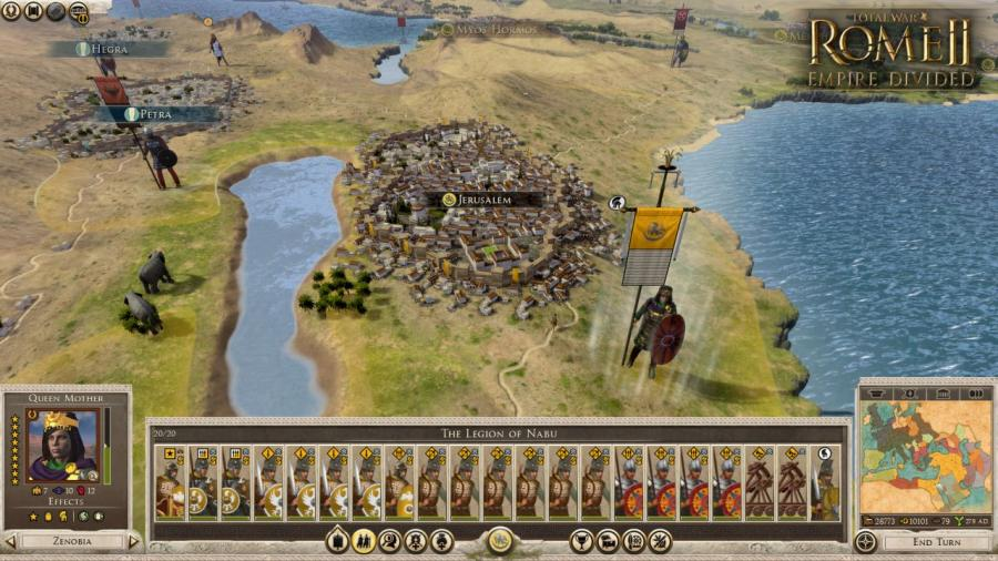 Total War Rome II - Empire Divided (DLC) Screenshot 9