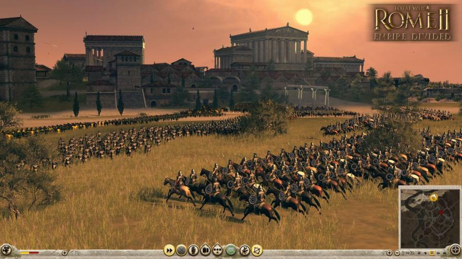 Total War Rome II - Empire Divided (DLC) Screenshot 7