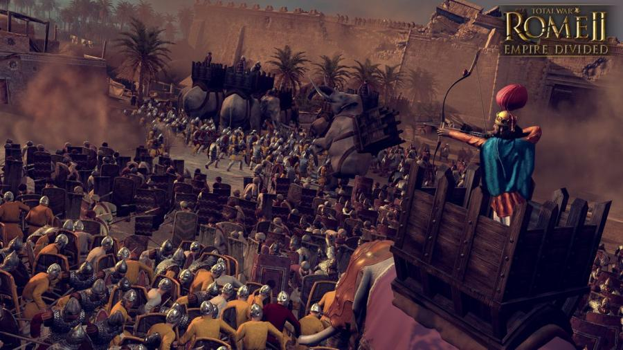 Total War Rome II - Empire Divided (DLC) Screenshot 3