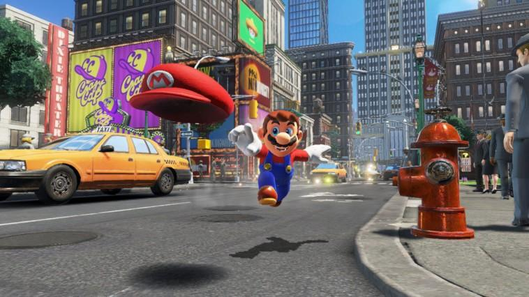 Super Mario Odyssey - Nintendo Switch Download Code Screenshot 2