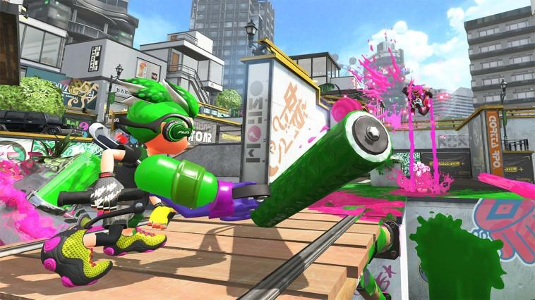 Splatoon 2 - Nintendo Switch Download Code Screenshot 4