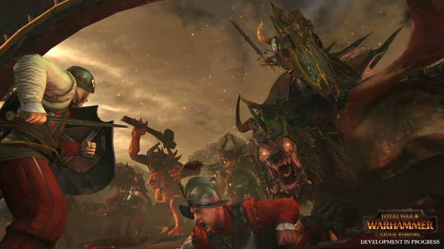 Total War Warhammer - Chaos Warriors (DLC) Screenshot 5