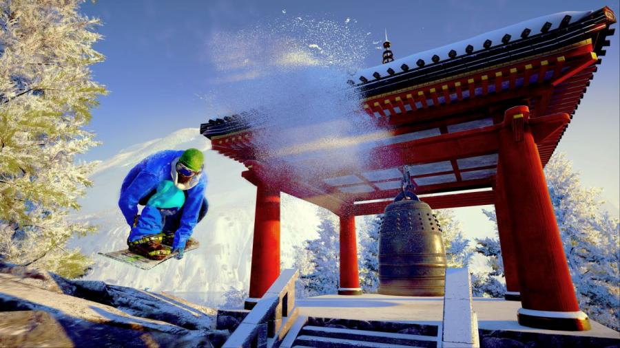 Steep - Road to the Olympics (DLC) Screenshot 3