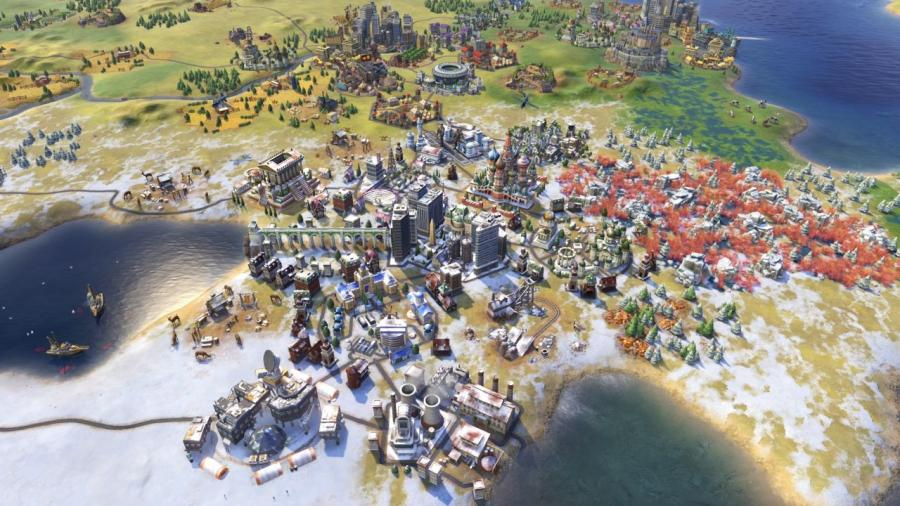 Civilization VI - Rise and Fall (DLC) Screenshot 2