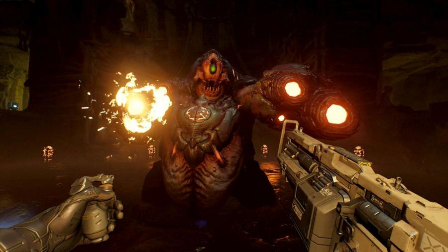 DOOM VFR Screenshot 4