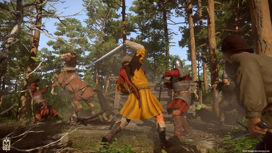 Kingdom Come: Deliverance - Special Edition Screenshot 8