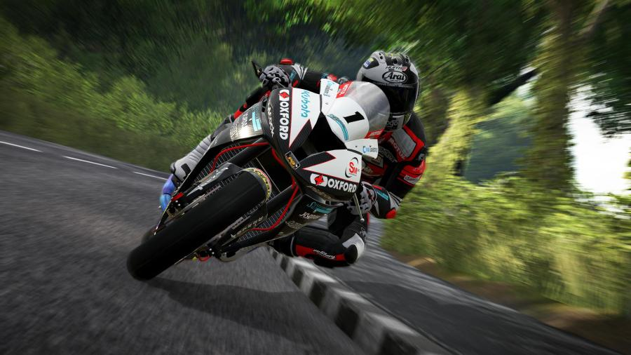 TT Isle of Man - Ride on the Edge Screenshot 3