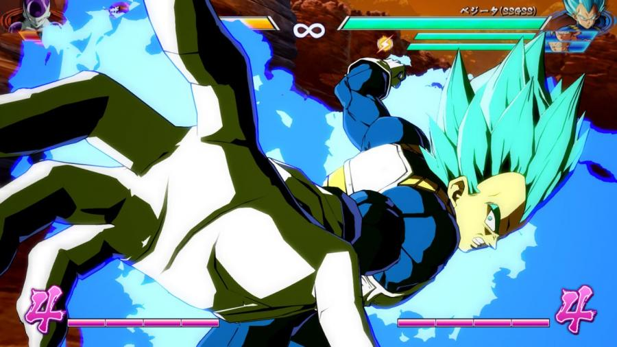 Dragon Ball FighterZ Screenshot 4