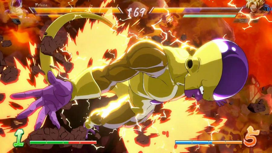 Dragon Ball FighterZ Screenshot 5