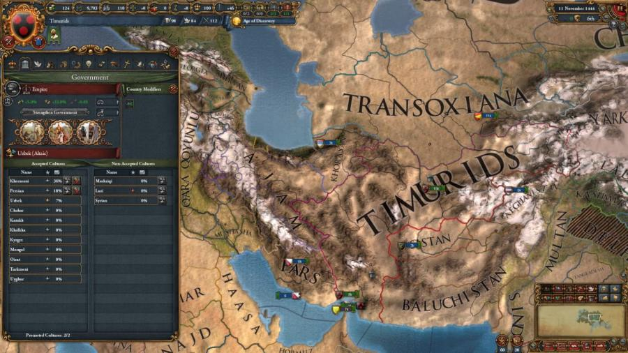 Europa Universalis IV - Cradle of Civilization Collection Screenshot 7