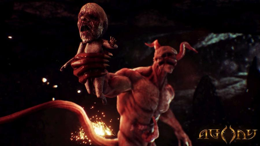 Agony Screenshot 5