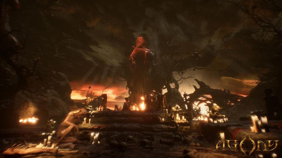Agony Screenshot 2