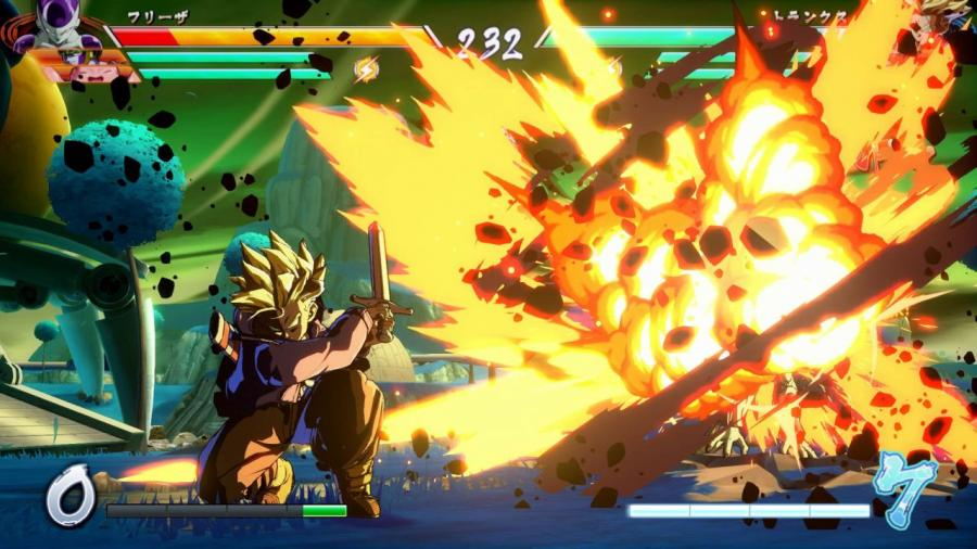 Dragon Ball FighterZ - FighterZ Edition Screenshot 8