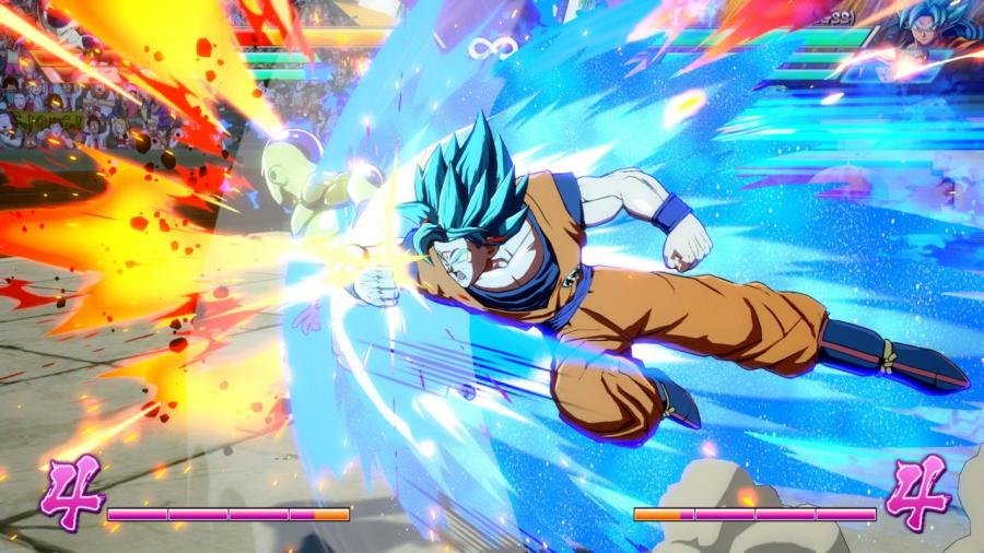 Dragon Ball FighterZ: FighterZ Pass - PS4 Download Code - Deutschland Screenshot 2