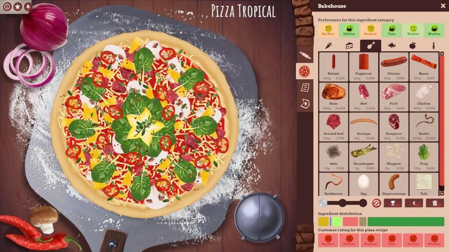 Pizza Connection 3 Screenshot 1