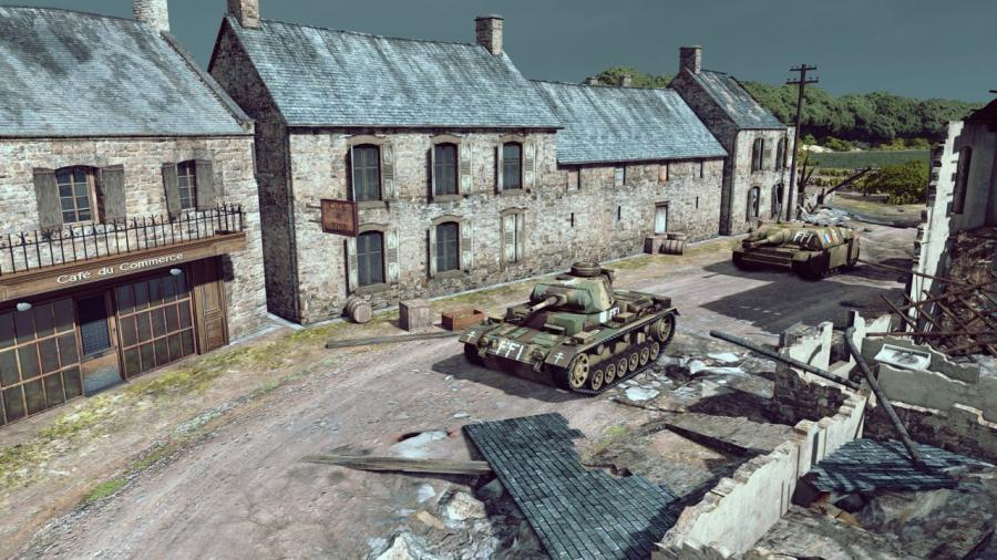 Steel Division Normandy 44 - Back to Hell (DLC) Screenshot 5