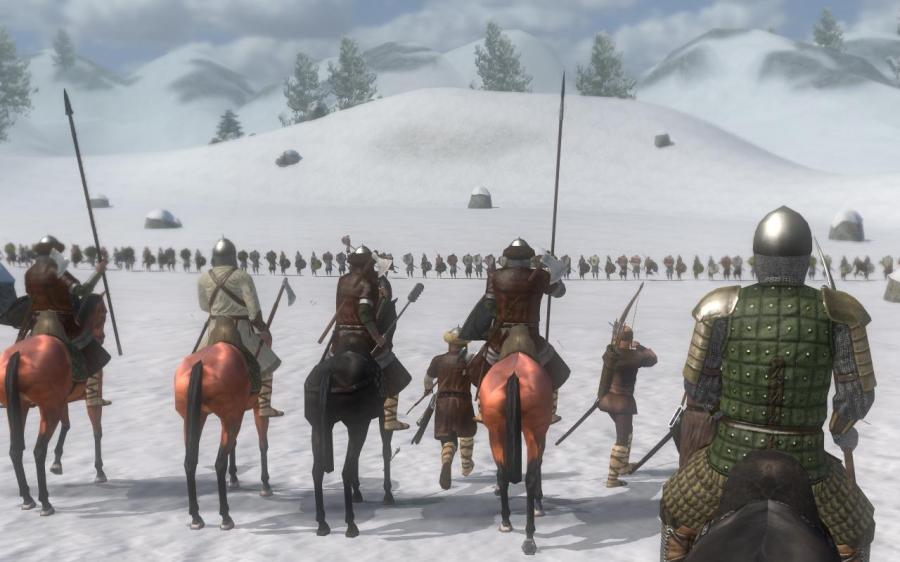 Mount & Blade Warband Screenshot 3
