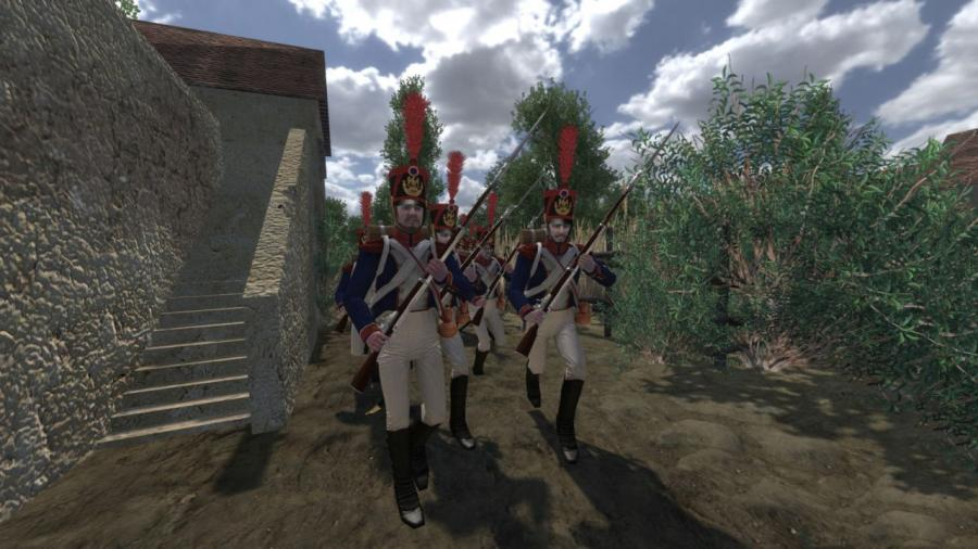 Mount & Blade Warband - Napoleonic Wars DLC Screenshot 6