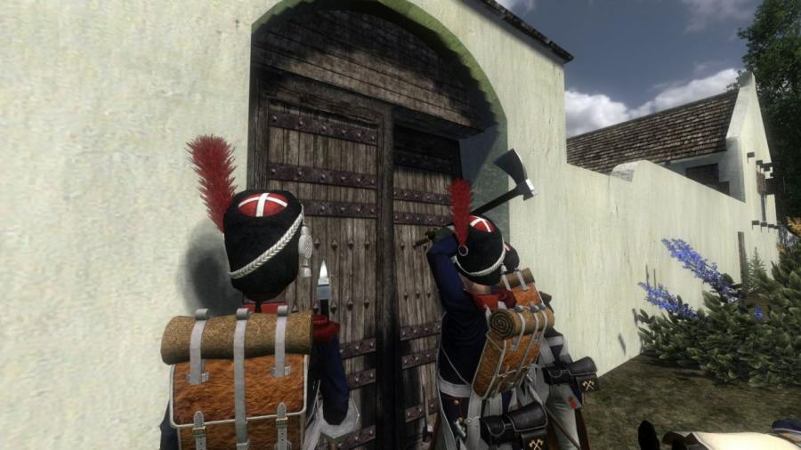 Mount & Blade Warband - Napoleonic Wars DLC Screenshot 8