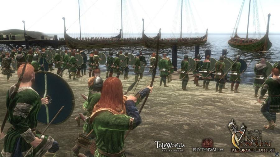 Mount & Blade Warband - Viking Conquest Reforged Edition (DLC) Screenshot 6