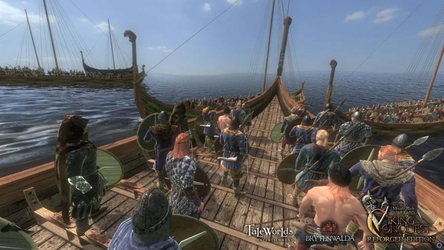 Mount & Blade Warband - Viking Conquest Reforged Edition (DLC) Screenshot 9