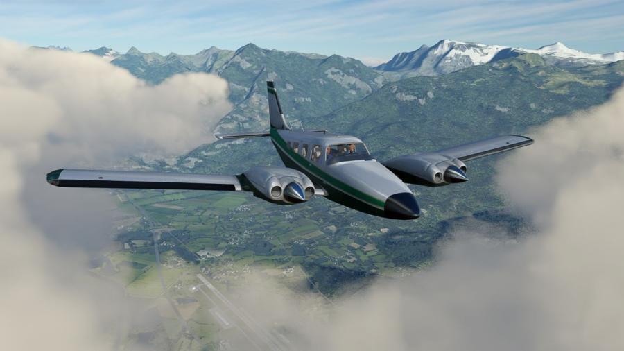 Flight Sim World + Epic Approaches Mission Pack Screenshot 8