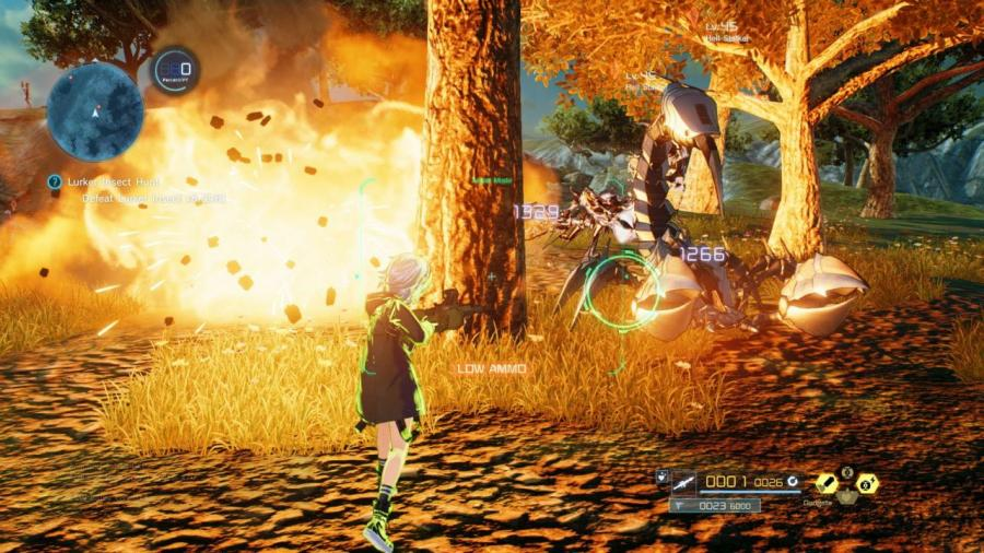 Sword Art Online - Fatal Bullet Screenshot 4