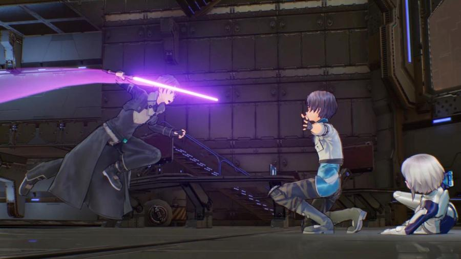 Sword Art Online - Fatal Bullet Screenshot 3