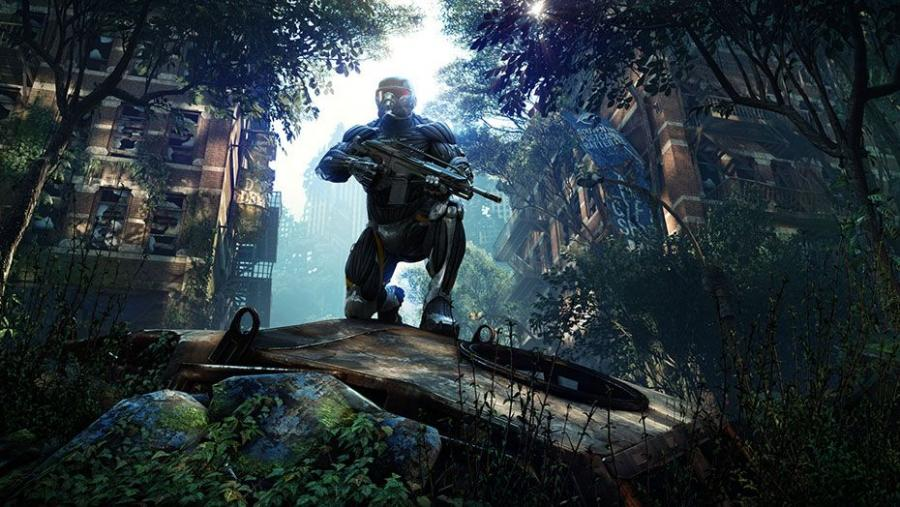 Crysis Trilogy Screenshot 1