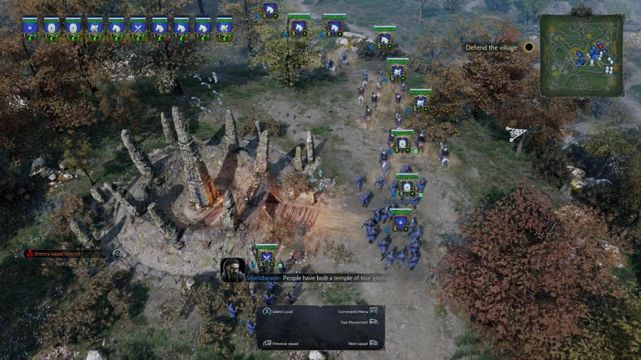 Ancestors Legacy Screenshot 3