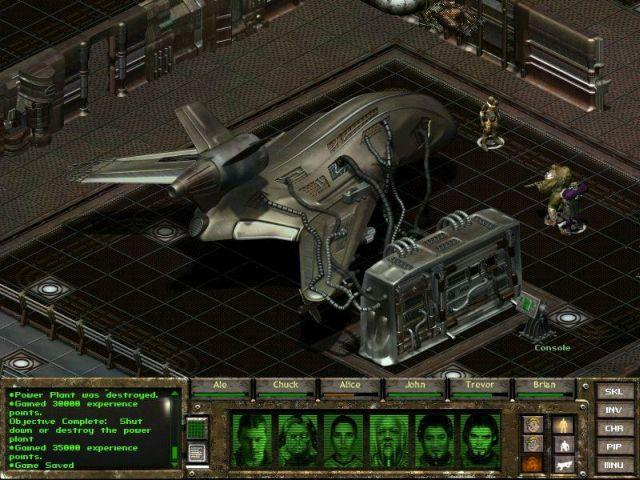 Fallout Classic Collection Screenshot 2