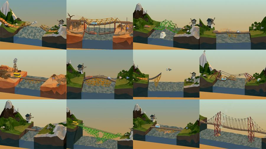 Poly Bridge Screenshot 4