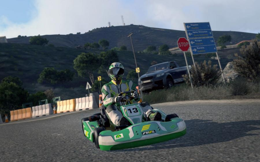 Arma 3 Karts (DLC) Screenshot 1